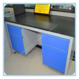 Banc de laboratoire utilisé par acier de salle de classe d'école