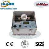 Tester portatile del tester di concentrazione di Dieletric dell'olio isolante di campionatura di Zjy
