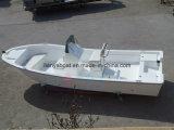 Barco de pesca do entretenimento do barco de prazer da fibra de vidro de Liya 19ft
