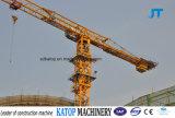 Esportazione Topless della gru a torre del caricamento 6t di serie Qtz80 PT5610