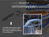 Verschiedene Modelle des Kühlturm-Förderanlagen-Herstellers