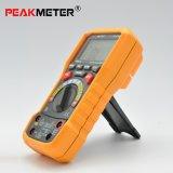 Medidor, 6000 cuentas multímetro digital con T-RMS / Pm8236 USB