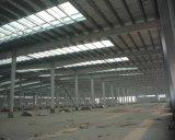 Edificio prefabricado del almacén de la estructura de acero del precio competitivo (KXD-SSW01)