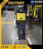 Assoalho concreto que mmói e máquina de polonês com aspirador de p30