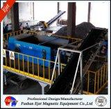 Eliminación de residuos de metal Separador