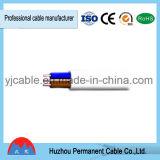 2/3 de cabo do núcleo, cabo de fiação elétrico da casa (cabo de BVVB)
