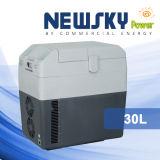 Réfrigérateur à batterie à congélateur à 12 V DC