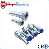 1/4 '' zu 2 '' quetschverbindenen hydraulischer Schlauch-Stahlrohrfittings