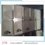 Цистерна с водой фермы стеклоткани прямоугольная SMC FRP GRP