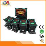Ruleta electrónica del casino de la máquina de madera americana mini