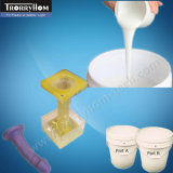 Food Grade Silicone pour moulage Male Sex Organ