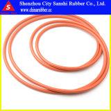 De aangepaste RubberO-ring Op hoge temperatuur van het Silicone van Ontwerpen in het Verzegelen
