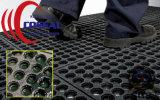 Blockierende Gummimatte für die Werkstatt-Küche-Fabrik im Freien