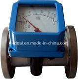 ロタメーター装甲金属の管の流量計