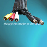 Flexibles Haustier (Polyester) flocht Hülse mit UL