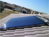Shuaikeの新しい工場からの普及したソーラーコレクタ