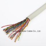 UL/ETL Cat5e, CAT6, CAT6A, cable de LAN Cat7
