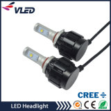 9005 4400lumens 40W 6000k faros de LED para los coches