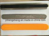 Manera durable del lazo del acero inoxidable para la tira táctil