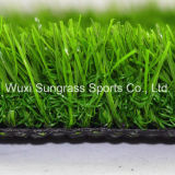 Gazon synthétique durable pour l'herbe artificielle de jardin