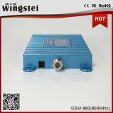 Alto uso grande del amplificador del teléfono celular del G/M 980 de la cobertura del aumento 30dBm para 4G