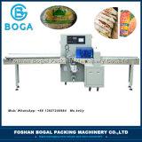 低価格の半自動Roti Parathaの枕パッキング機械価格