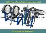 Machine de soudure par fusion de bout de pipe du HDPE Sud200m2