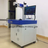 La machine économique d'inscription de laser de fibre pour le métal observe des pièces d'auto d'appareil-photo