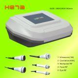Equipo ultrasónico profesional H-9011A de la belleza del mini del salón de la pantalla táctil de 8 pulgadas uso casero portable de la clínica
