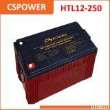 Bateria profunda do gel do ciclo de Cspower 12V 250ah - potência solar