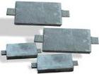 ASTM B-418の鋳造亜鉛陽極