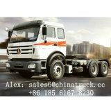 De Vrachtwagen van de Tractor van Benz van het Noorden van Benz van Mercedes