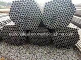 Pipe en acier directement soudée par le matériau Q235B, Q345b d'acier du carbone