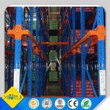 Movimentação resistente na cremalheira 500kg à capacidade 800kg