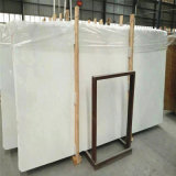 Compradores de pedra de mármore Polished brancos do Sell quente para a bancada