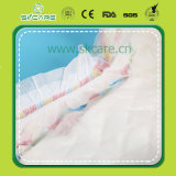 布は背部シートの伸縮性がある赤ん坊の極度の吸収性のおむつを好む