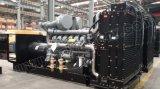 Ce/CIQ/Soncap/ISOの承認のCummins Engine Kta38-G9が付いている1250kVA無声ディーゼル発電機