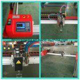 Portátil de corte de la máquina de pórtico de aluminio del plasma del aire