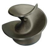 カスタム高品質のアルミ合金のインペラー