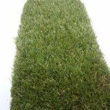 Landschaftsgestaltung des künstlichen Grases, synthetisches Gras, künstlicher Rasen
