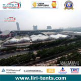 Grande tenda 40X80m della tenda foranea di mostra di Liri per il cantone giusto