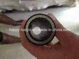 boyau 4sh hydraulique à haute pression à quatre fils