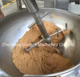 Industrielles Gas-erhitzte Nahrung, die Mantelkessel kocht