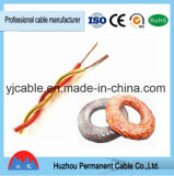 450 / 750V Cobre duplo Wrings cabo elétrico Twisted Cable
