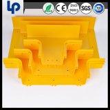 RoHSはISO 9001の承認されたハングのファイバーの皿をテストした