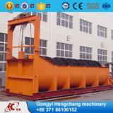 Classificador espiral de equipamento de mineração da eficiência elevada para o minério do ouro