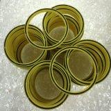 색깔 Hydrolic 노란 물개, PU 물개, 폴리우레탄 물개