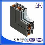 중국 사람 제조 Windows와 문을%s 알루미늄 밀어남 단면도
