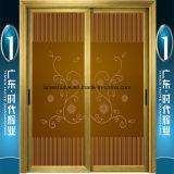 Изготовление Китая Foshan (Брюс Ли Kongfu) профессиональное алюминиевой двери