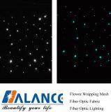 Vezel Optische Lichte Starcloths voor de Lichten van het Effect van de Dans